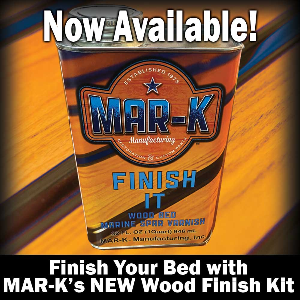 Finish It Wood Bed Marine Spar Varnish
